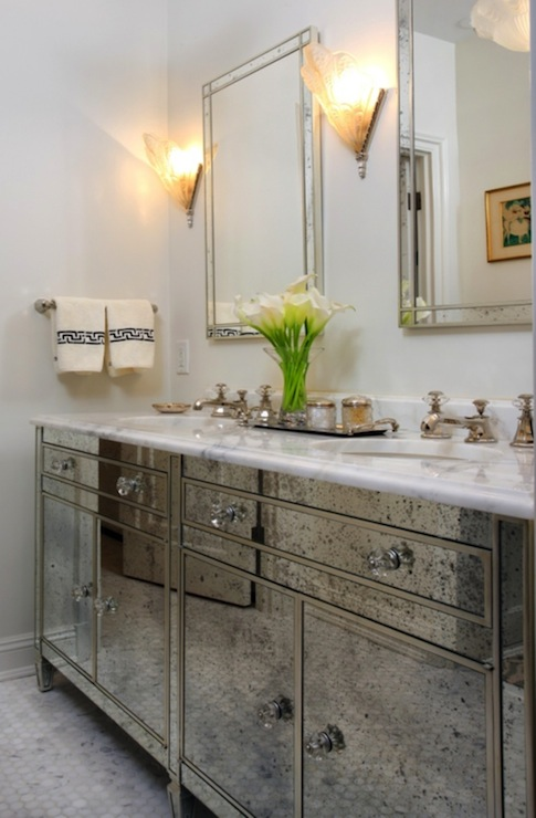 Art Deco Mirror Design Ideas
