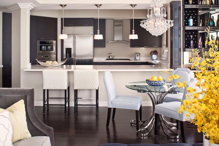 Kitchen Floor Plans Peninsula