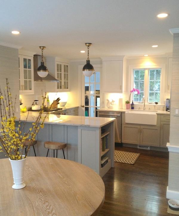 Kitchen Diner Layout Ideas