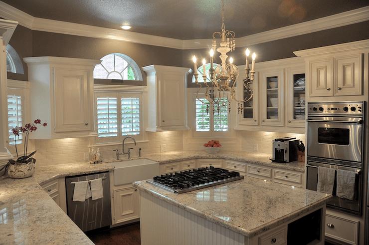 Large U Shaped Kitchen Designs