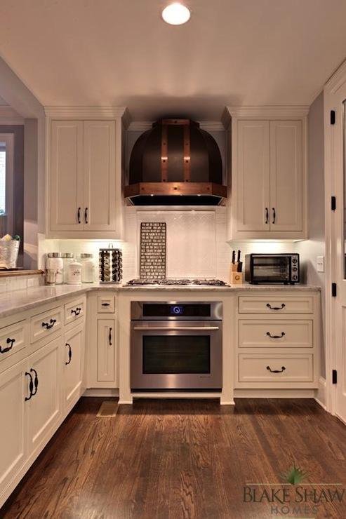 White Kitchen White Countertops