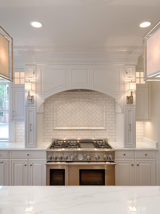 Contemporary Kitchen Backsplash Images