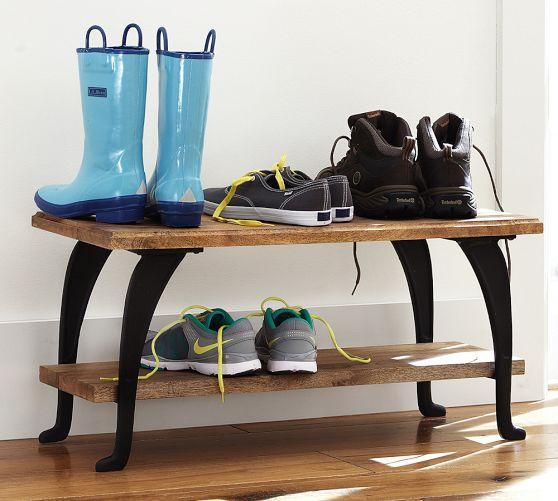 Target Shoe Rack Wood