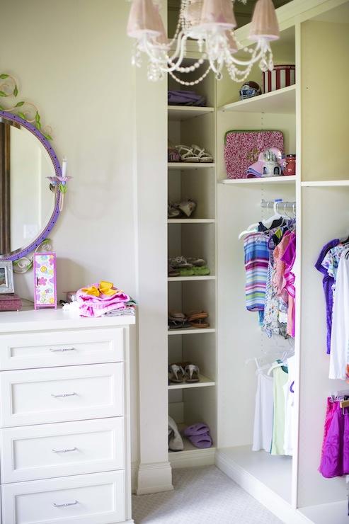 Girls Closet Ideas Contemporary Closet B Metro