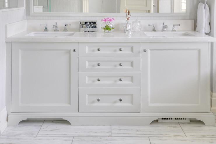 White Kitchen Cupboard Designs
