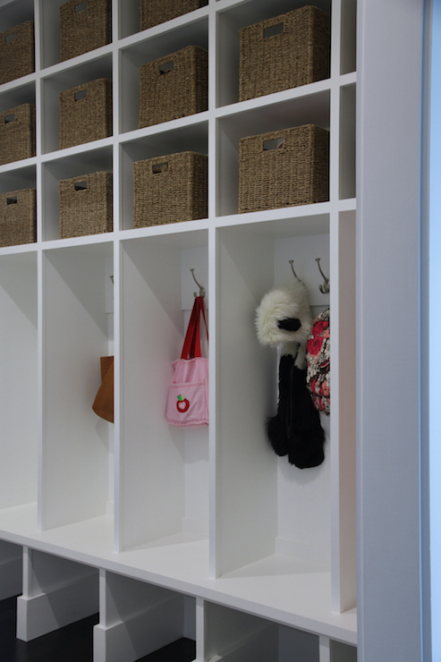 Mudroom Cubbies Design Ideas