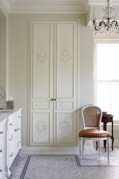 French Linen Cabinet French Bathroom Kimberley