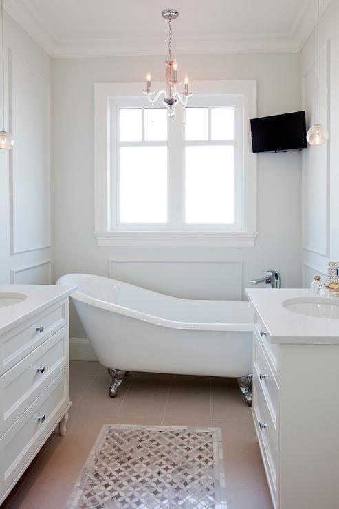 Decorative Tiles Bathroom