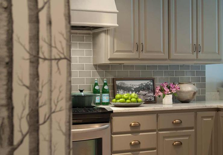 Taupe Kitchen Cabinets Design Ideas view full size