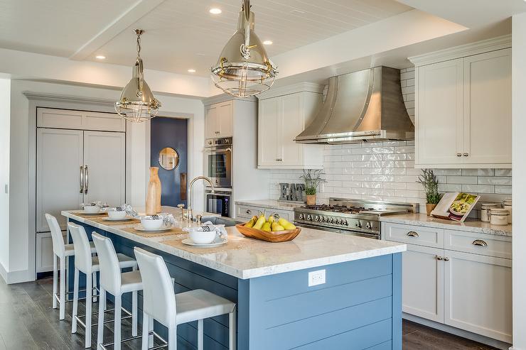 Nickel Pendant Lighting Kitchen