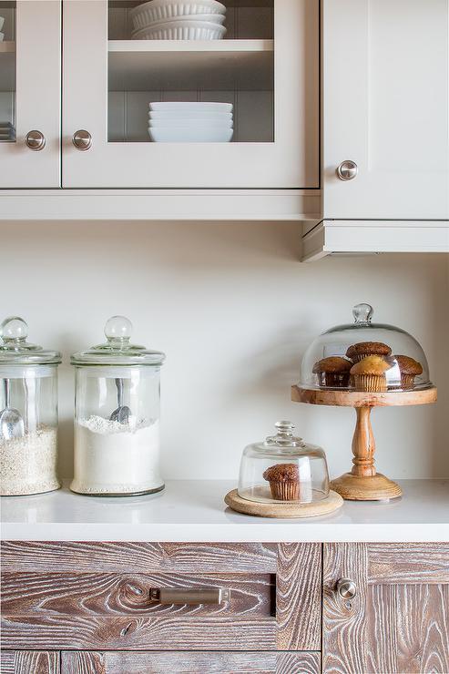 Ash Gray Cabinets Design Ideas