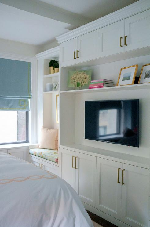 Bedroom Built In Cabinets Design Ideas