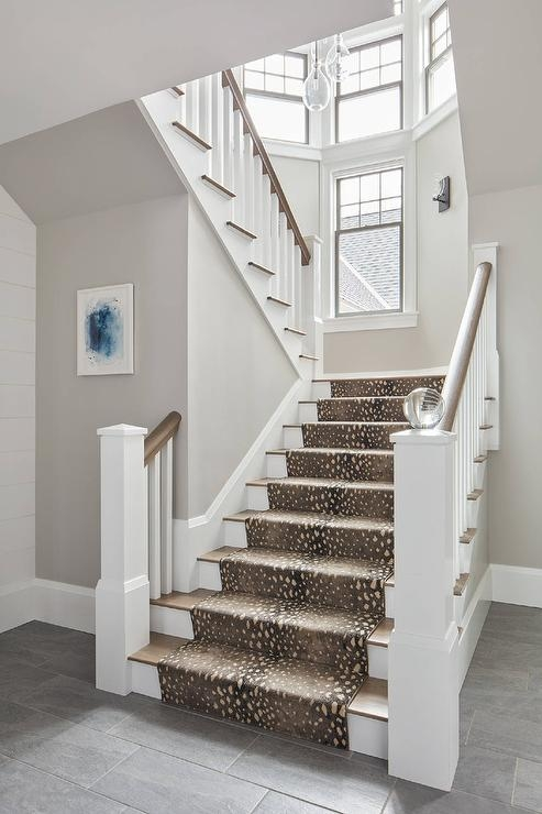 White Staircase Spindles Design Ideas | Stair Posts And Spindles | Stairway | Newel Post | Inexpensive | Rectangular | Railing