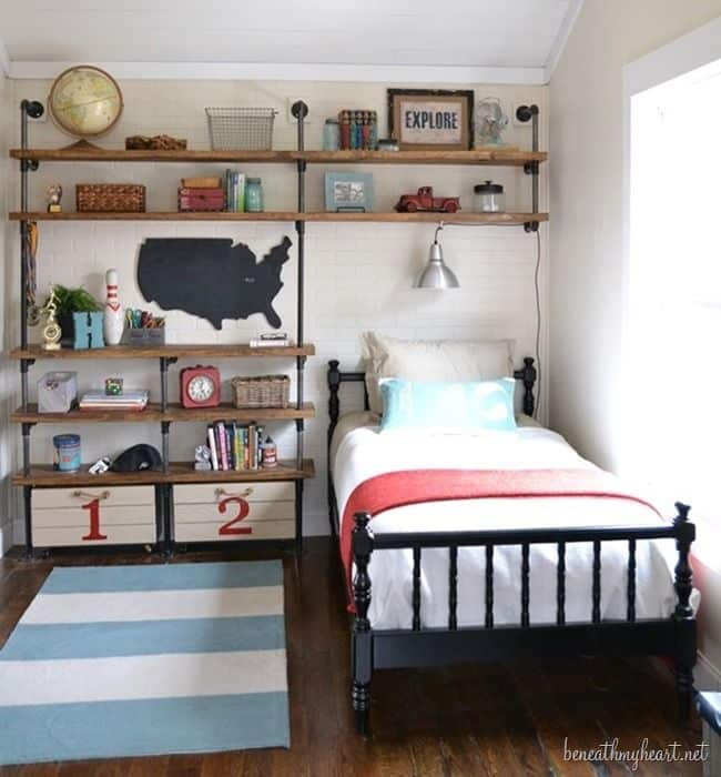 53 Small Bedroom Ideas To Make Your Room Bigger Designbump