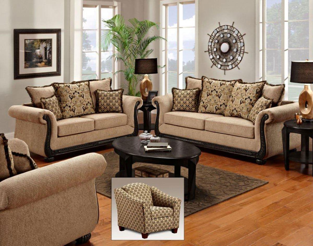 F Living Room Furniture