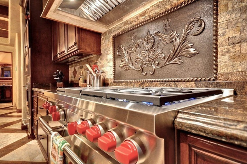 Long Thin Kitchen Design
