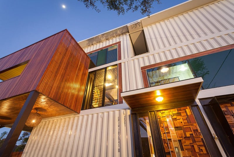 31 Shipping Container Home By Zieglerbuild Queensland