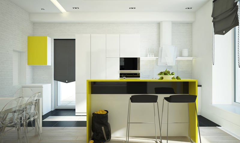 10 Modern Kitchens With Amazing Modern Cabinet Styles