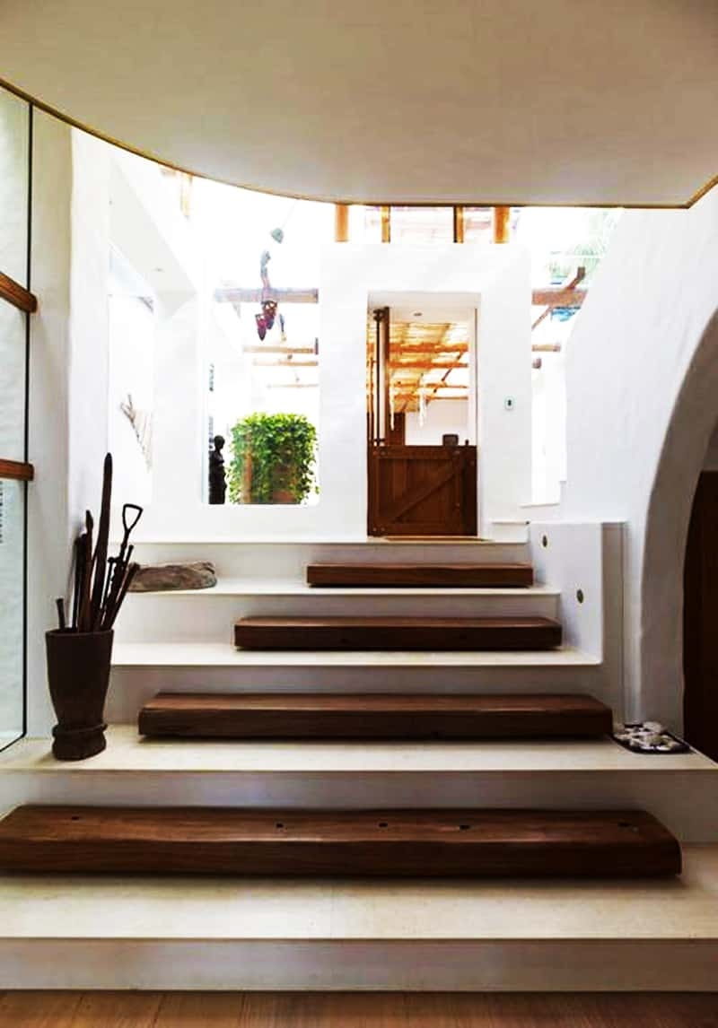 40 Ideas Of How To Design Exterior Stairways | Outside Stairs For House