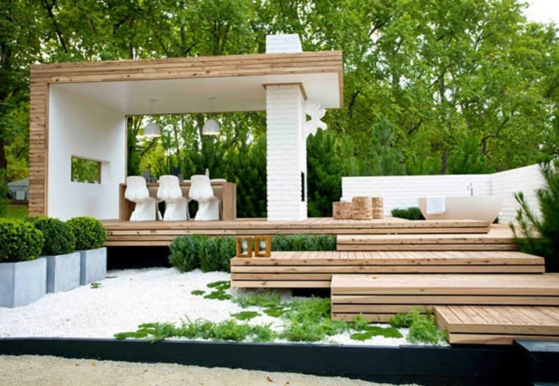 40 Ideas Of How To Design Exterior Stairways   Designs Of Stairs Outside House