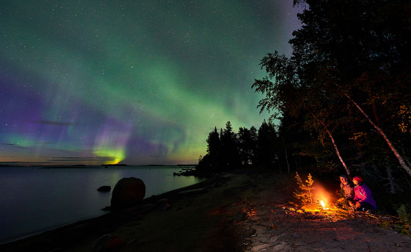 Best Time Norway Northern Lights Visit