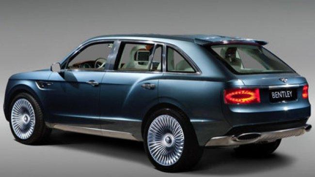 SUV Bentley Terbaru, Kebanjiran Order