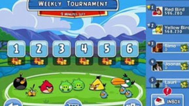 Angry Birds Friends Hampiri Platform iOS dan Android