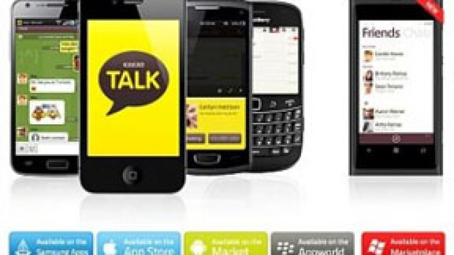 Kakao Talk, Aplikasi Gratis Yang Mendunia