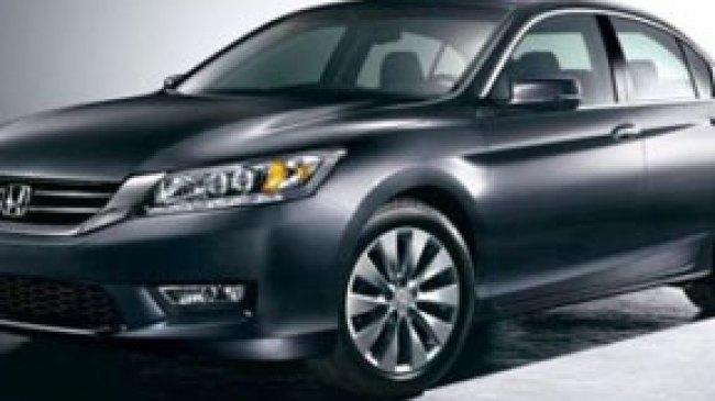 Mobil Honda All New Accord, Usung Mesin 2,4 Liter DOHC i-VTEC
