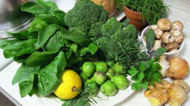 Bersihkan Hati dari Racun dengan 8 Nutrisi