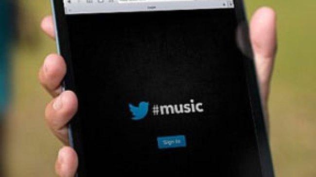 Twitter, Perkenalkan Twitter #Music