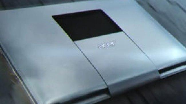 Film Star Trek Into Darkness, Bocorkan Laptop Terbaru Besutan Acer