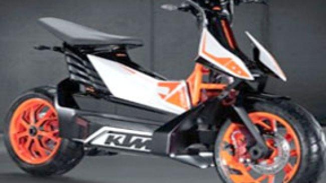 E-Speed, Sekuter Listrik Besutan KTM