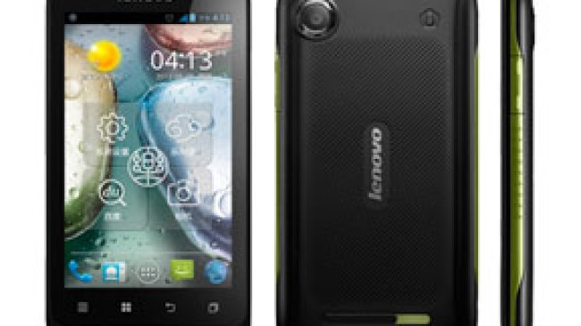 Lenovo Seri A660, Smartphone Anti Air