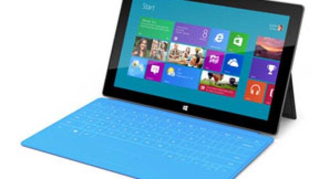 Spesifikasi PC Tablet Microsoft Surface 32GB