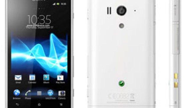 Sony Xperia Acro S, Smartphone Canggih Tahan Air