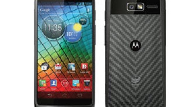 Motorola Rilis Ponsel Intel Android