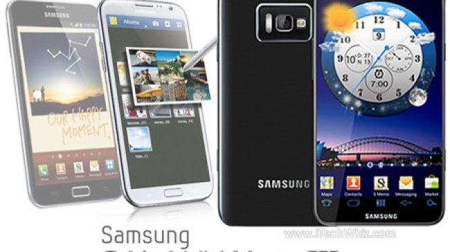 Galaxy Note 3 Senjatai Layar Full HD