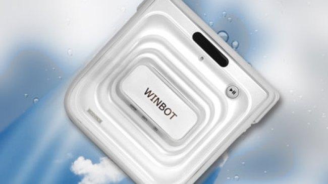 Winbot, Robot Yang Mampu Bersihkan Kaca Jendela