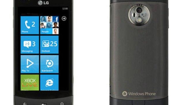 LG Siapkan Rilis Windows Phone 8