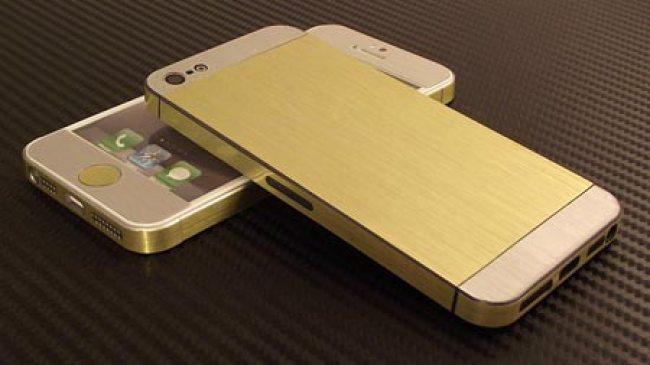 iPhone 5S Warna Emas Paling Dicari
