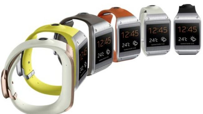 Samsung Galaxy Gear, Resmi Diperkenalkan