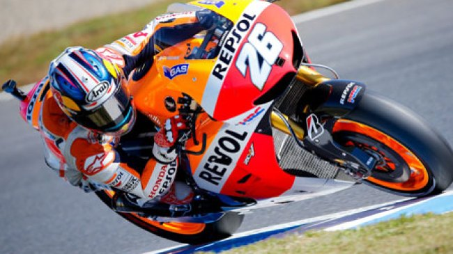 Pedrosa Finish di Urutan Ketiga di MotoGP Jepang