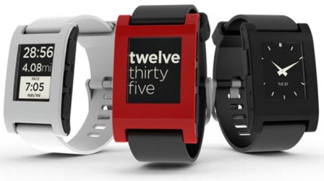 Ini dia Kecanggihan Smartwatch Pebble