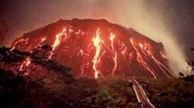 Apabila Gunung Kelud meletus, Blitar paling merasakan dampaknya