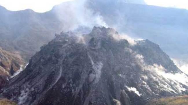 Cadangan Energi Gunung Kelud Meningkat Drastis