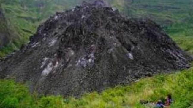 Khawatir Terhadap Letusan Gunung Kelud, warga Ngancar siap mengungsi