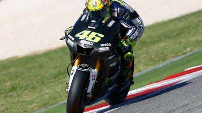 Rossi Sambut MotoGP Aragon dengan Semangat
