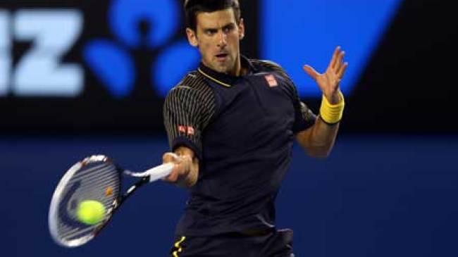 Djokovic Siapkan Diri Jelang Turnamen Australia Open 2015