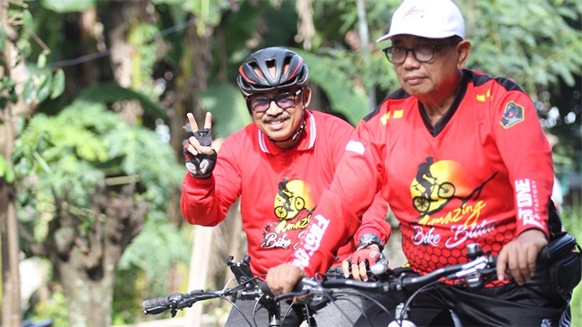 Bersepeda, Bikin Tubuh Sehat dan Bugar Yang Wajib Kamu Coba